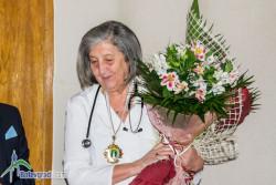 """Официално връчиха званието """"Заслужил гражданин на Ботевград"""" на д-р Стойна Петрова"""
