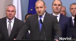 Президентът: Приветствам правителството, че прие национален план за повишаване на разходите за отбрана