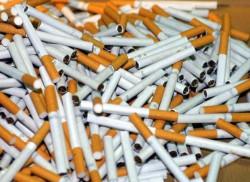 1020 къса контрабандни цигари са иззети при полицейски операции
