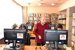 """В градската библиотека ще се проведе обучение на желаещите да участват в инициативата """"WikiBotevgrad – първият уикиград в България"""""""