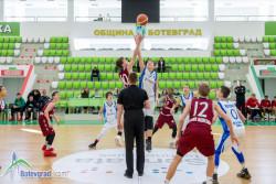 Младежка Евролига - Ботевград: резултати и фотогалерия от първия ден
