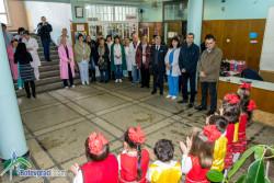С празнична програма в МБАЛ Ботевград бе отбелязан Денят на родилната помощ