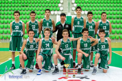 Отборите на Балкан станаха победители в турнира за Балканската купа