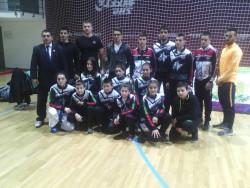 Таек Кион с титли и медали от кръг на държавния шампионат