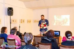 Трейлърът на най-новия филм на Искрен Красимиров бе представен днес в музея