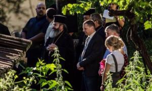 Манастирът в с. Елешница получи нови 10 000 лв. благодарение на областния управител на Софийска област