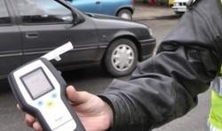 31-годишен е задържан за шофиране с 1.91 промила