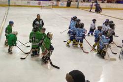 Добро представяне на малките ни хокеисти на Крос Айс турнир в София