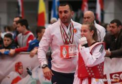 2 златни и 2 сребърни медала за Сунг Ри на София Оупън