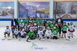 Чудесен Ден на хокея на пързалката в Ботевград /снимки/