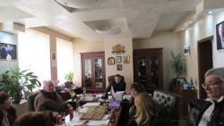 Местни жители в пенсионна възраст гостуваха на областния управител