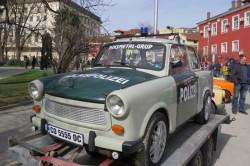 """Ботевградски Трабант предизвика фурор на """"Трабант фест"""" във Велико Търново"""