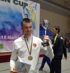 Владимир Далаклиев най-добър и в Украйна