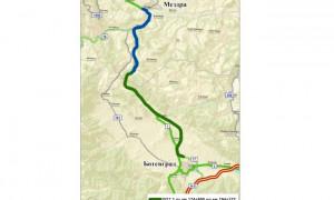 Открити са процедурите за строителството на пътя Мездра - Ботевград