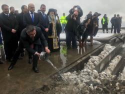 """През следващите три години ще се изграждат 170 км от АМ """"Хемус"""""""