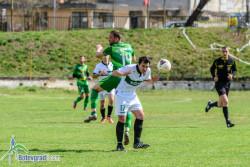 Футболистите правят равен в Сандански