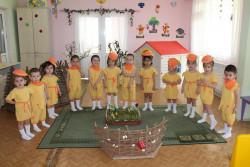"""Цветен и шарен Великден в ДГ """"Еделвайс"""""""