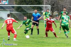 Футболистите с победа над Беласица, вече са девети
