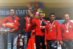 """Отборът на ТПГ """"Стамен Панчев"""" - трети в националното състезание """"Най-добър млад автомонтьор и водач на МПС"""""""