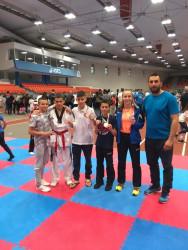 7 медала за Сунг Ри на Херея оупън