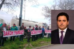 Мартин Тинчев сред вносителите на законопроект, предизвикал протести на търговците на горива