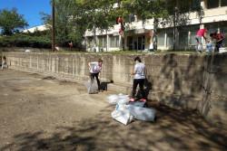 Трийсет доброволци участваха в първата дейност по проект