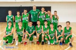 12-годишните момчета на Балкан спечелиха Купата на България
