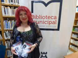 Стихосбирката No quiero на Малинка Цветкова бе представена в библиотеката на остров Ибиса