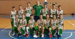 12-годишните на Балкан първи на турнир в Румъния