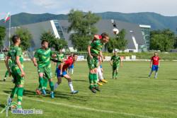 Футболният Балкан изпусна Марек, завърши наравно