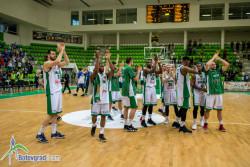 Балкан победи Академик Пловдив и в четвъртия мач, спечели серията с 3-1 и е на финал