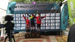 Пламена Иванова с трето място на спускане с велосипеди