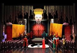 За първи път  - марионетна опера на Моцартовите празници в Правец