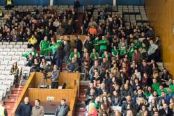 Отделен вход и достатъчно билети за феновете от Ботевград за първите два финални мача
