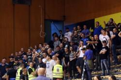 Балкан ще сезира ФИБА за прояви на расизъм и дискриминация по време на втория мач