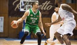 Загуба на Балкан в доиграването на втория финален мач