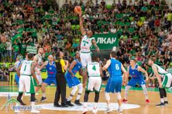 Загуба на Балкан в третия мач, серията стана 2-1 за Левски Лукойл
