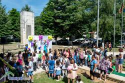 Детски празник по повод 1 юни организираха във Врачеш