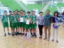 """Отборът на ОУ """"Н.Й. Вапцаров"""" е шампион на България за ученици от 5 до 7 клас"""