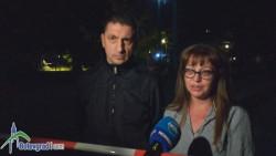 Изявление на главен комисар Христо Терзийски и окръжния прокурор Наталия Николова