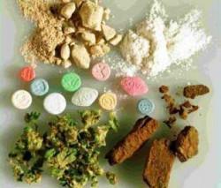 Трима задържани след акции за противодействие на престъпленията с наркотични вещества