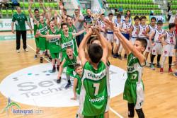 Шампионска титла за 12-годишните момчета на Балкан