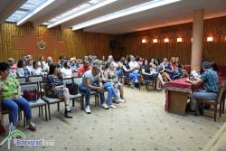 Акценти от срещата на общинското ръководство с родители на деца, подлежащи за прием в първи клас през учебната 2018/2019 год.