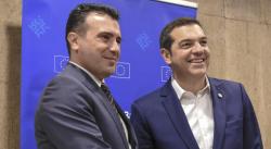Гръцки медии: Атина и Скопие се договориха за името Северна Македония