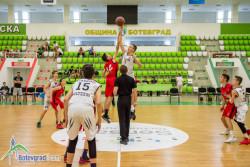 14-годишните на Балкан пети на турнира на Балканската купа