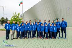 Представяне на новите екипи на Сунг Ри Ботевград - фотогалерия
