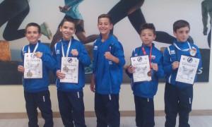 Кондор Къп: Медали за най-малките от Сунг Ри Ботевград