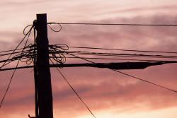 34-годишен пострада при опит за нерегламентирано присъединяване към електропреносната мрежа