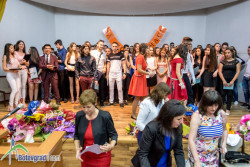 "Връчиха дипломите на Випуск 2018 на ППМГ ""Акад. проф. д-р Асен Златаров"""