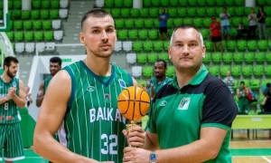 Христо Захариев: Целта ми е чужбина, но поддържам връзка с Балкан